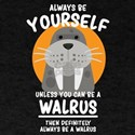 Baby Walrus Shirt Gift Idea Funny I Am The T-Shirt