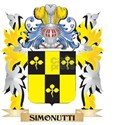 Simonutti Family Crest - Coat of Arms T-Shirt