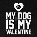 Dog Valentine T-Shirt