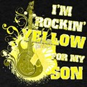 I'm Rockin' Yellow for my Son T-Shirt