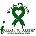 Daughter Cerebral Palsy Shirts and Gifts