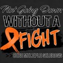 Not Going Down Without a Fight Multiple Sclerosis