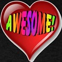 Awesome Heart T-Shirt