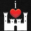 I LOVE CASTLE T-Shirt