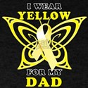 I Wear Yellow For My Dad T-Shirt