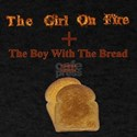 Toast, The Girl on Fire T-Shirt