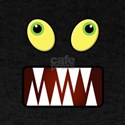 Funny monster face T-Shirt