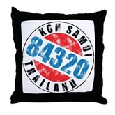 Vintage Koh Samui 84320 Throw Pillow