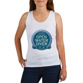 Open Water Diver 2009 Women's Tank Top