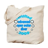 Advanced OWD 2009 Tote Bag