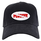 Plongee French Scuba Flag Black Cap
