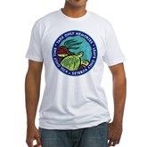 Take Only Memories (turtle) Fitted T-Shirt