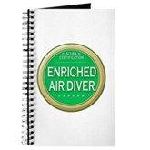 Certified Nitrox Diver Journal